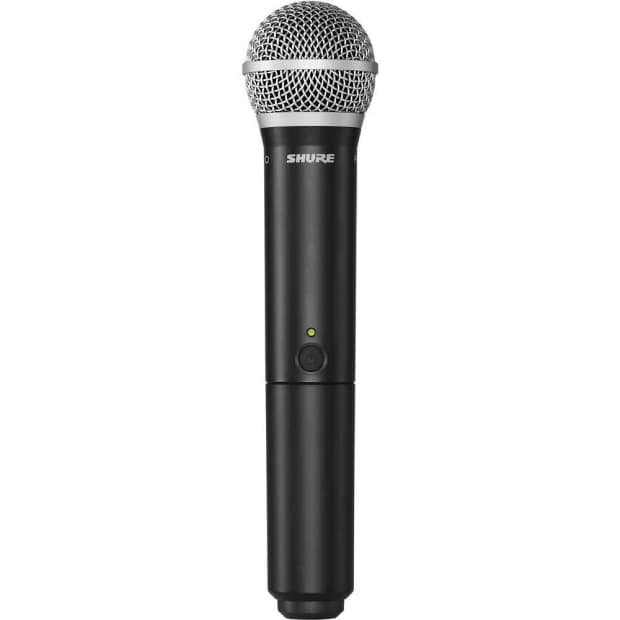 shure wireless microphone gdlx1-z2 instructions