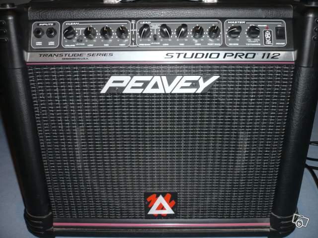 Peavey studio pro 112 manual
