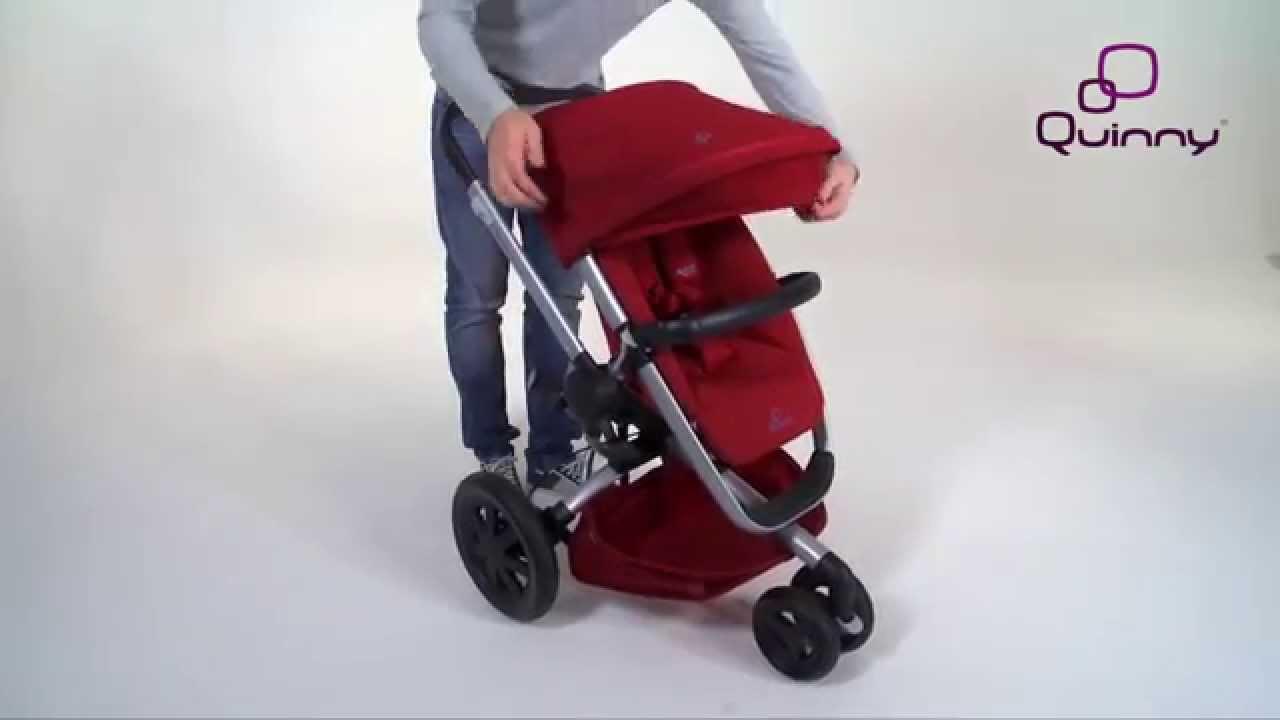 quinny zapp xtra stroller instructions