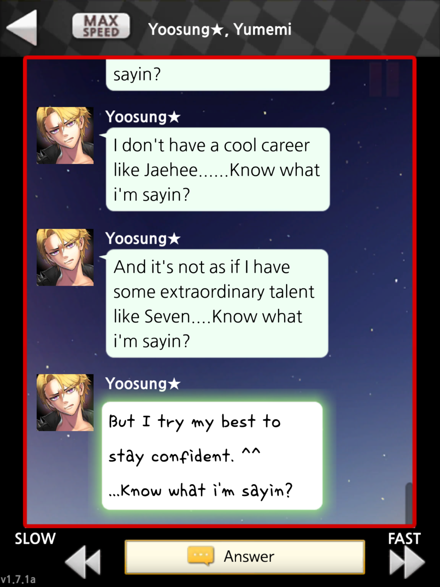 Mystic messenger how to change timezone