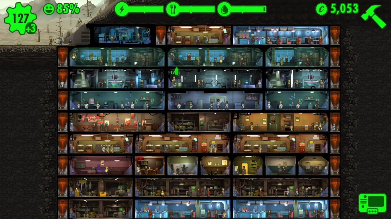 Fallout shelter layout guide reddit