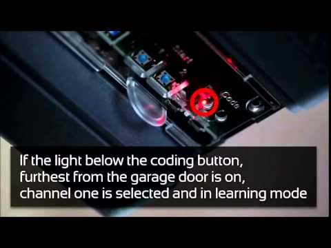 glidermatic gts garage door manual