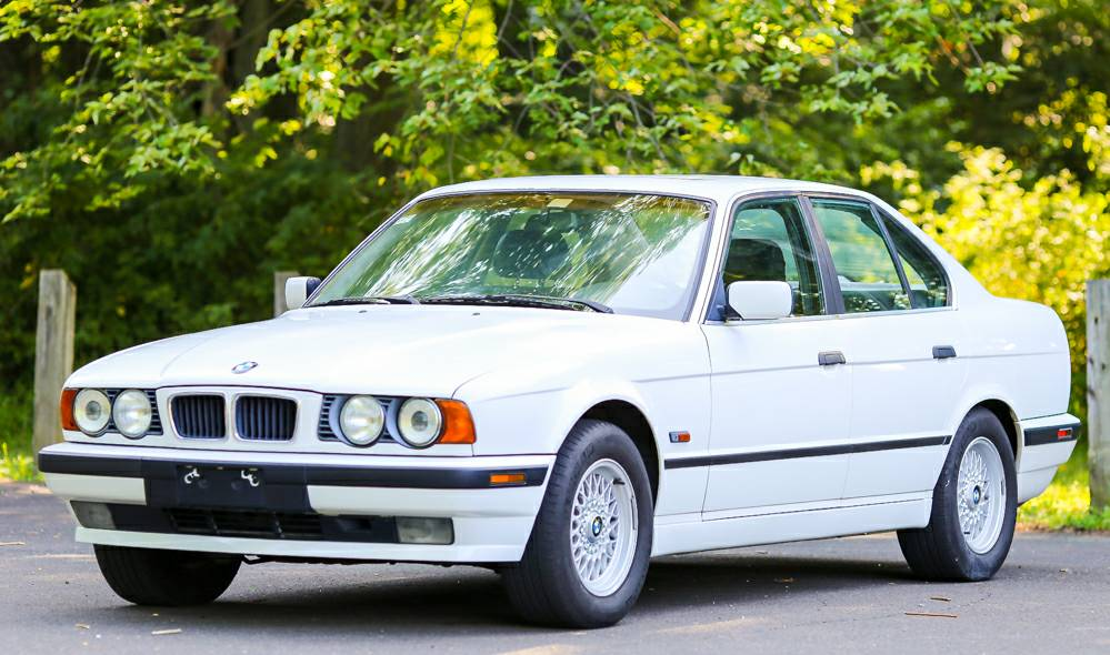 1995 bmw 540i manual for sale