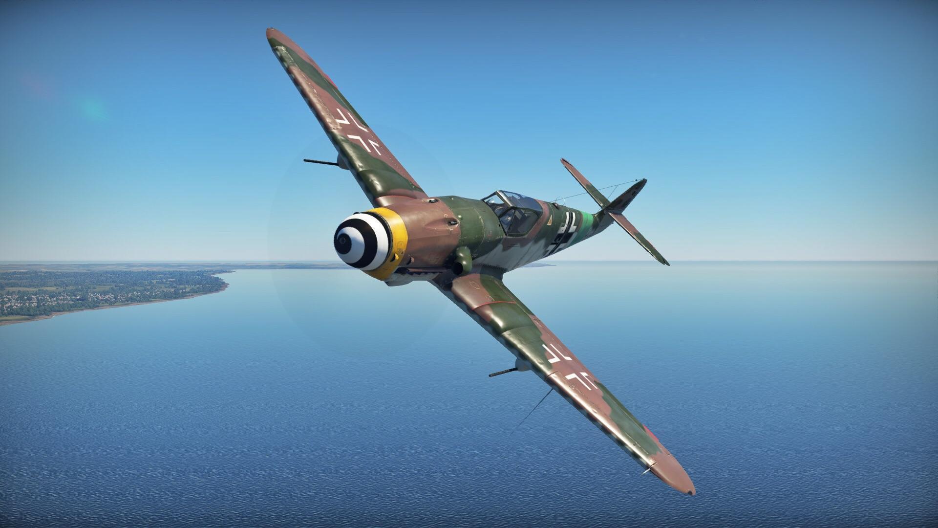 War thunder bf 109 k4 guide