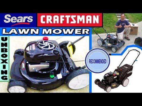 craftsman 7.25 lawn mower manual