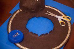 three cornered paper hat instructions