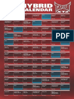 Tapout xt 2 calendar pdf