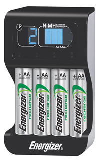 energizer battery charger chcar1 instructions