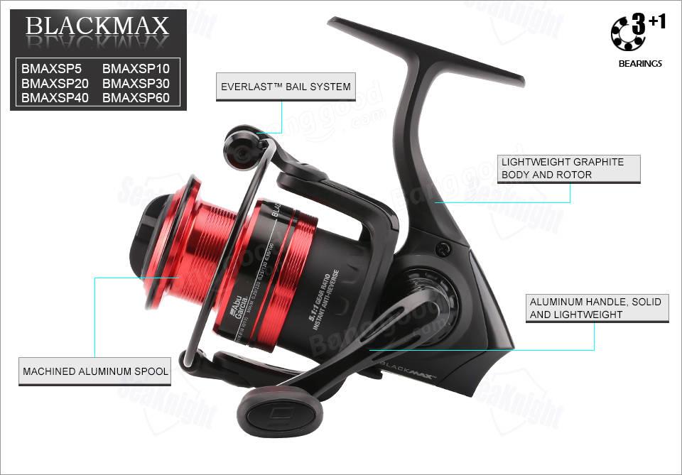 black max reel instructions
