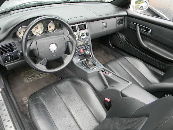 1999 mercedes slk230 repair manual