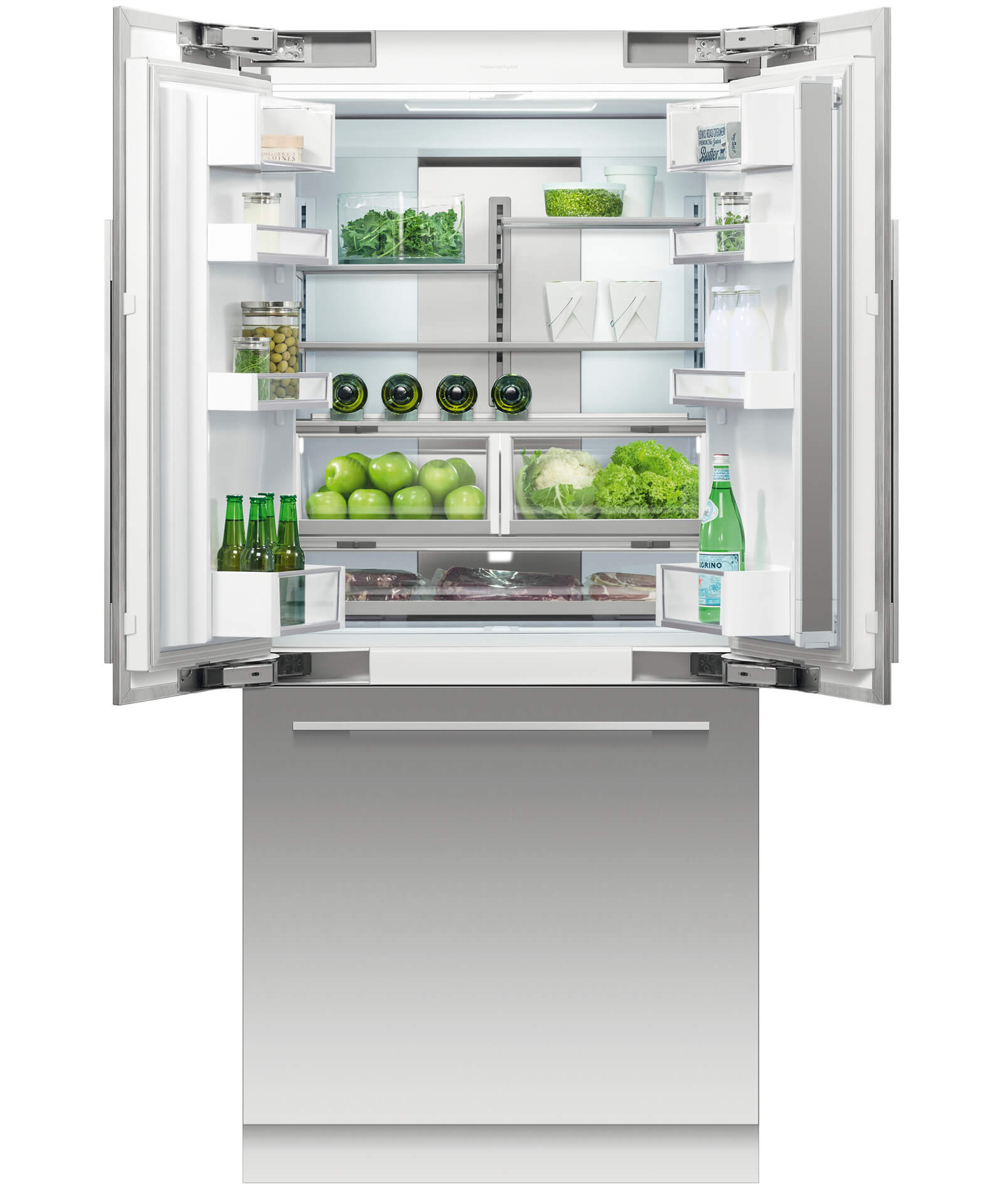 fisher and paykel fridge french door manual