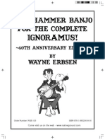 Clawhammer banjo for the complete ignoramus pdf