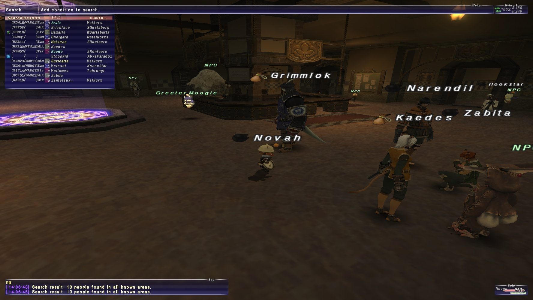 Ffxi smn how to play