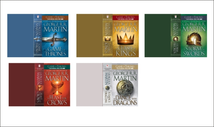 Game of thrones books pdf free