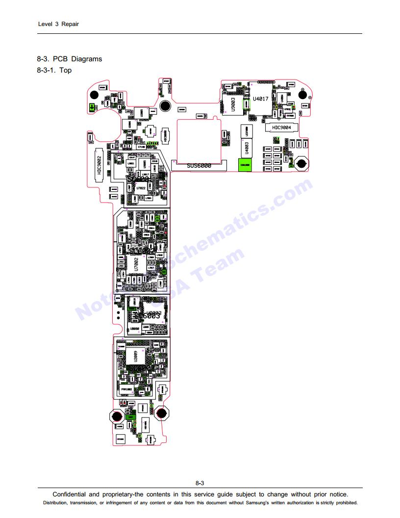 samsung note 3 service manual