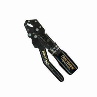 craftsman auto lock pliers instructions