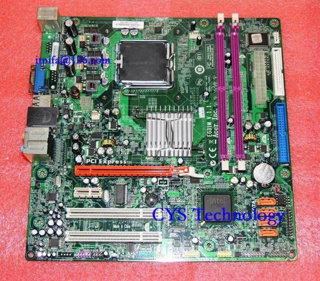 Acer eg31m v 1.0 motherboard manual pdf