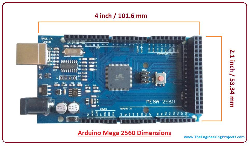 Arduino mega 2560 pinout pdf