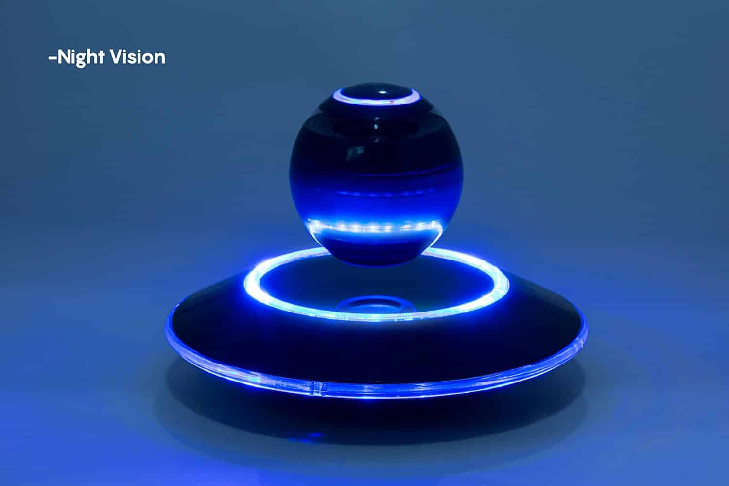 music angel levitating speaker manual