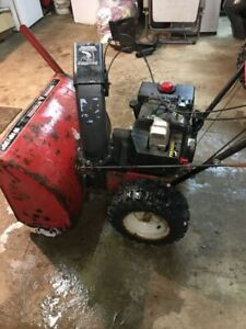 Mastercraft snowblower 10.5 hp 29 manual