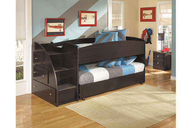 ashley bunk bed assembly instructions
