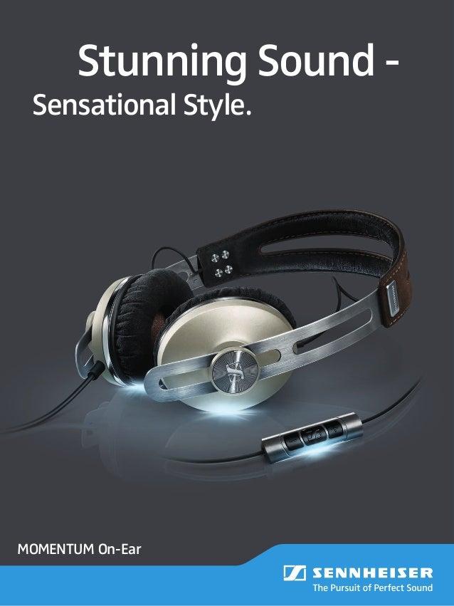 sennheiser momentum in ear manual