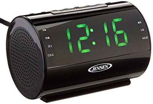jensen am fm dual-alarm clock radio instructions