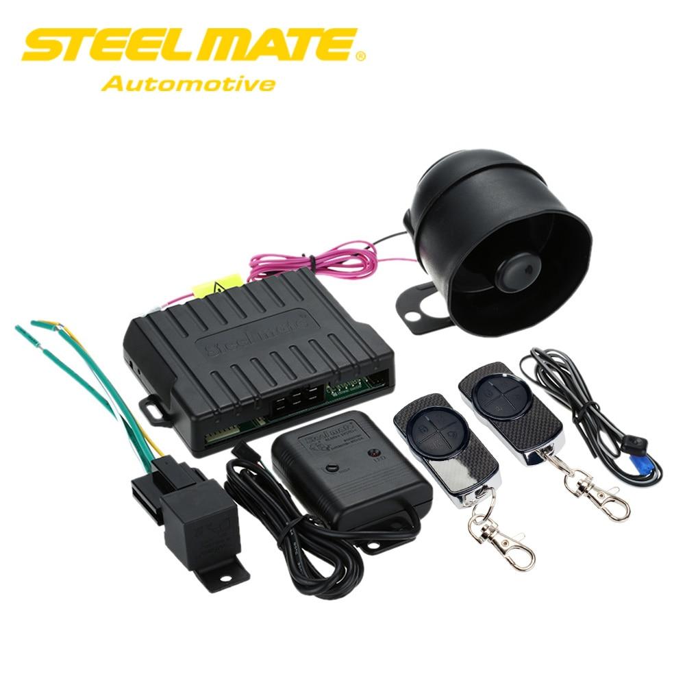 steel mate alarm system manual