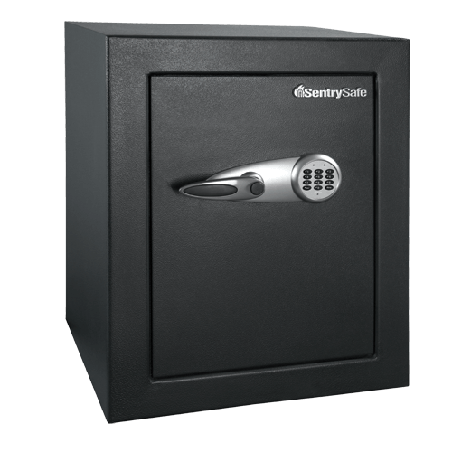 Sentry safe digital lock box manual