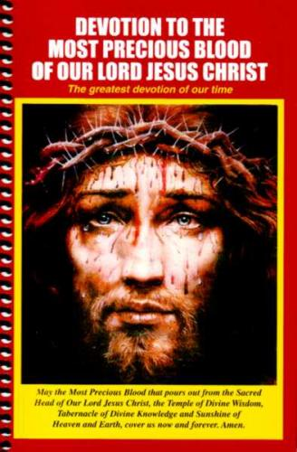 Precious blood prayer book pdf