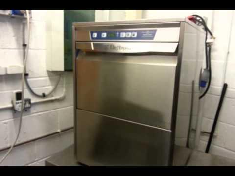 electrolux wash safe control manual