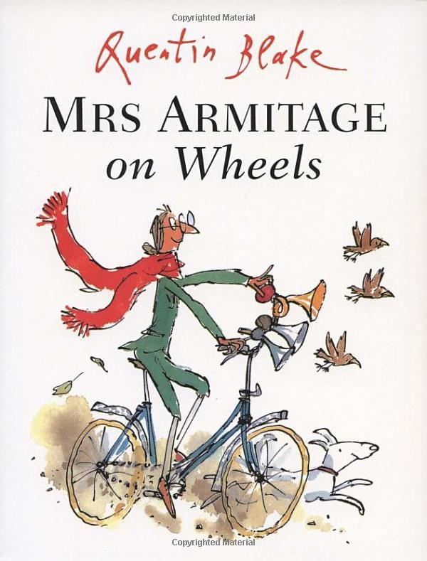 Mrs armitage on wheels pdf