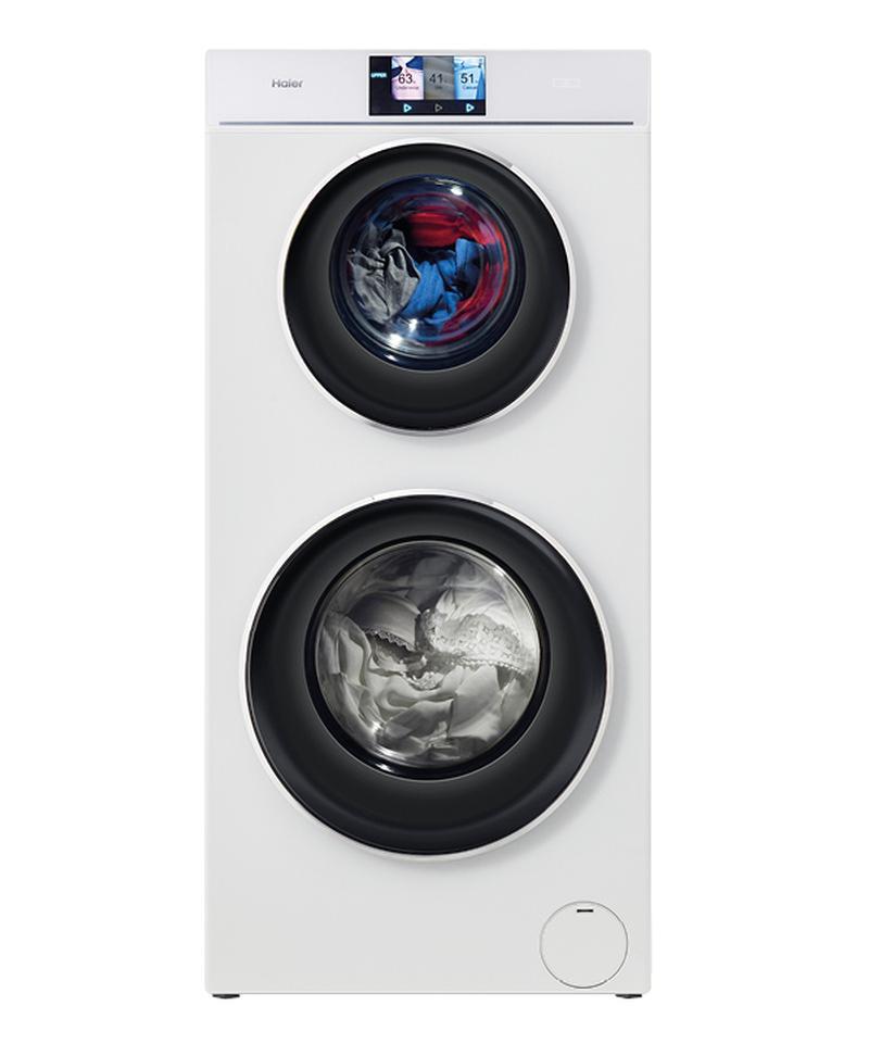haier front loader washing machine manual
