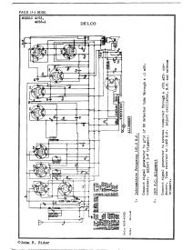 delco autoradio model 16141375 manual