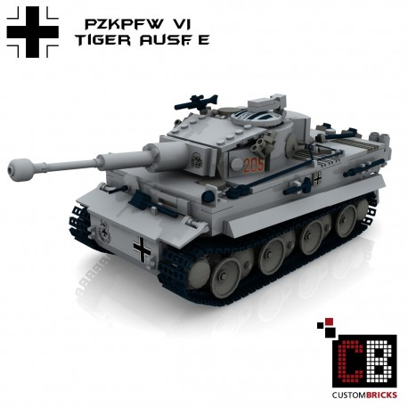 instructions for panzer kampfwagen