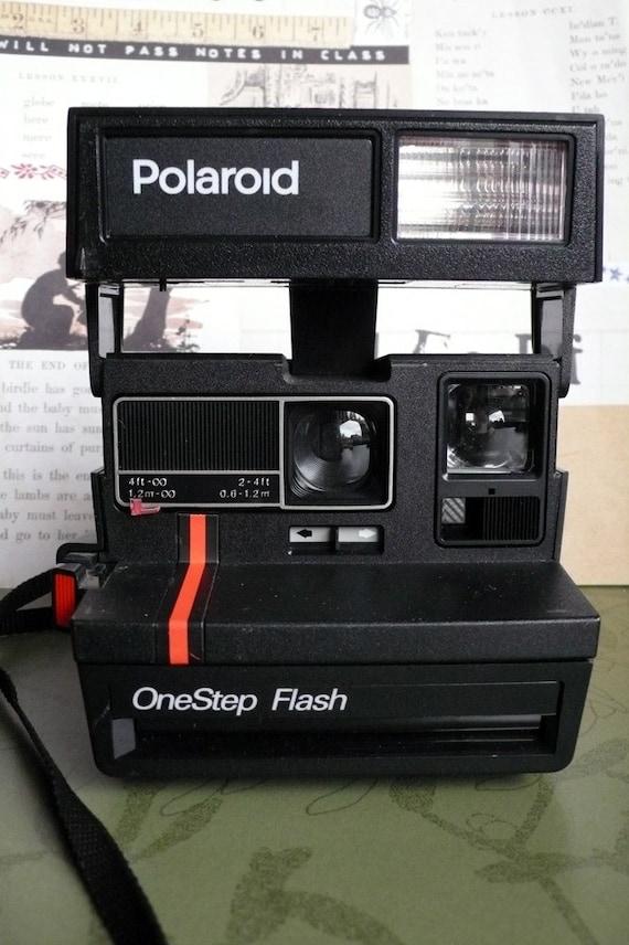 Polaroid one step flash 600 manual