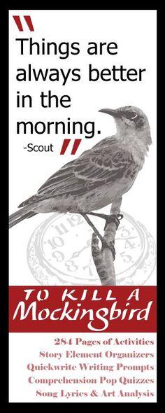 To kill a mockingbird survival guide
