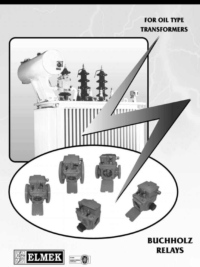 Buchholz relay in transformer pdf