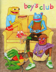 Boys club matt furie pdf