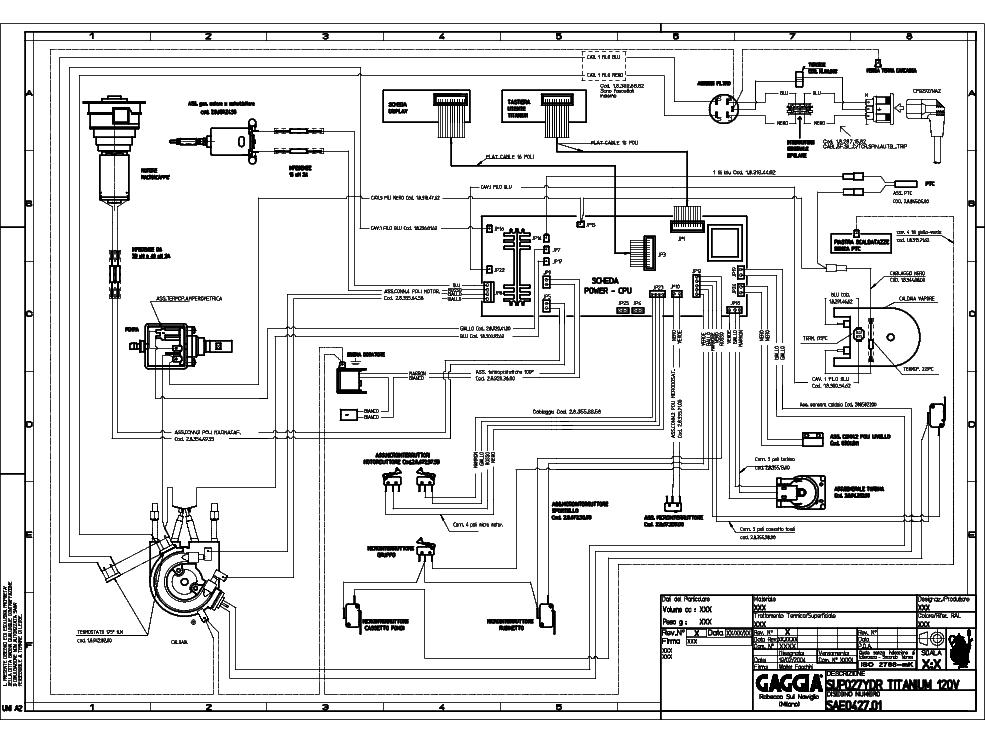 Gaggia titanium manual english pdf