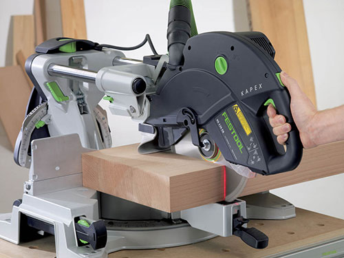 Festool ks 120 eb manual