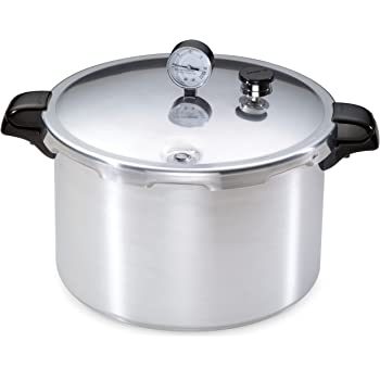 All american pressure cooker 921 manual