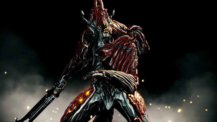 Warframe how to get red numbers