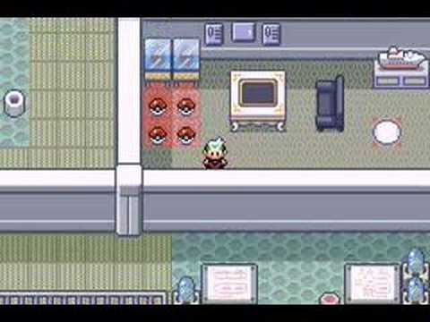 Pokemon emerald how to get master ball cheat