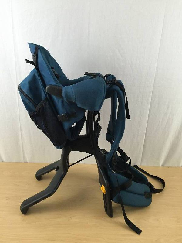 Evenflo trailtech backpack carrier manual