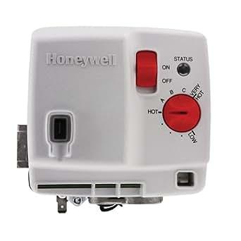 honeywell water heater control manual