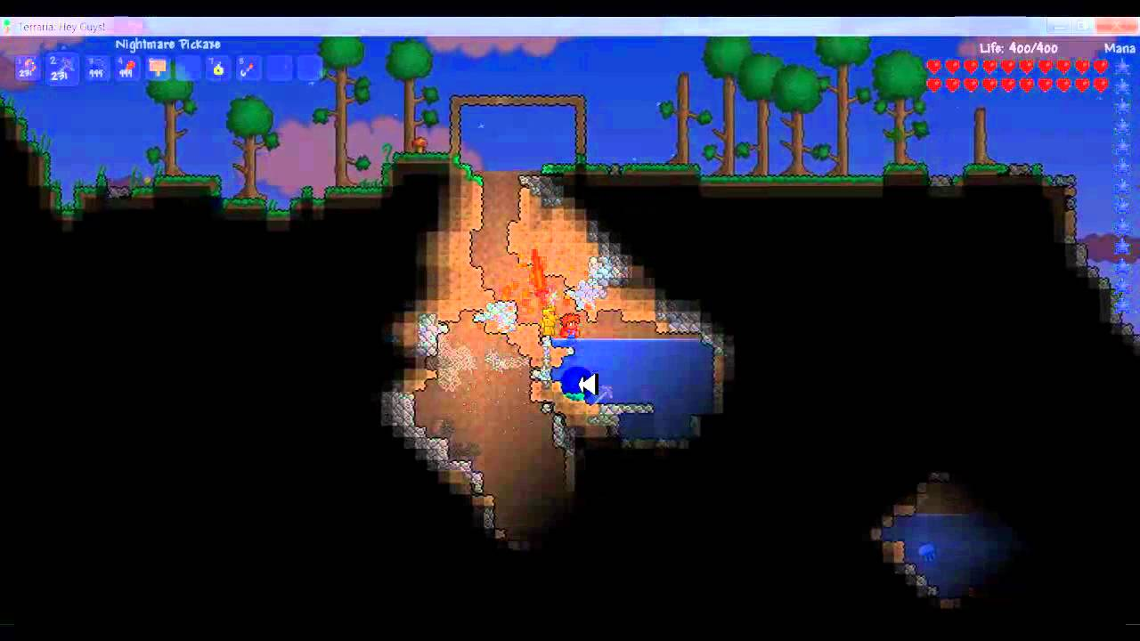 Terraria how to show fps