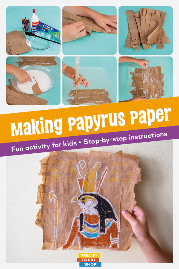 how to make papyrus paper instructions