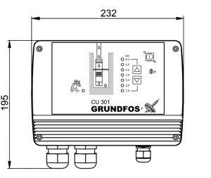 Grundfos cu 352 installation and operating instructions