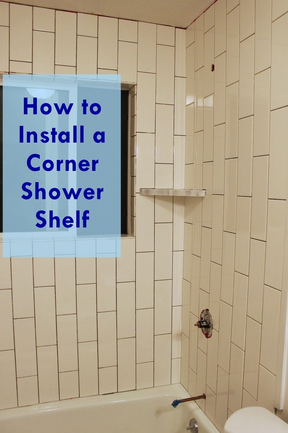 corner bath installation instructions